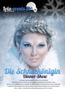 Hotel Keppler´s Ecke - Dinner Show Die Schneekönigin