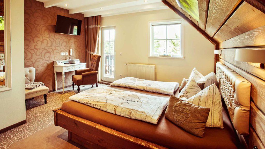 Hotel Keppler´s Ecke - Hotelzimmer
