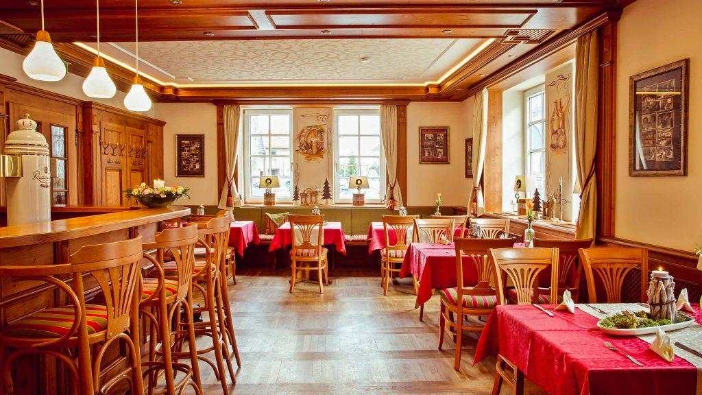 Hotel Keppler´s Ecke - Restaurant