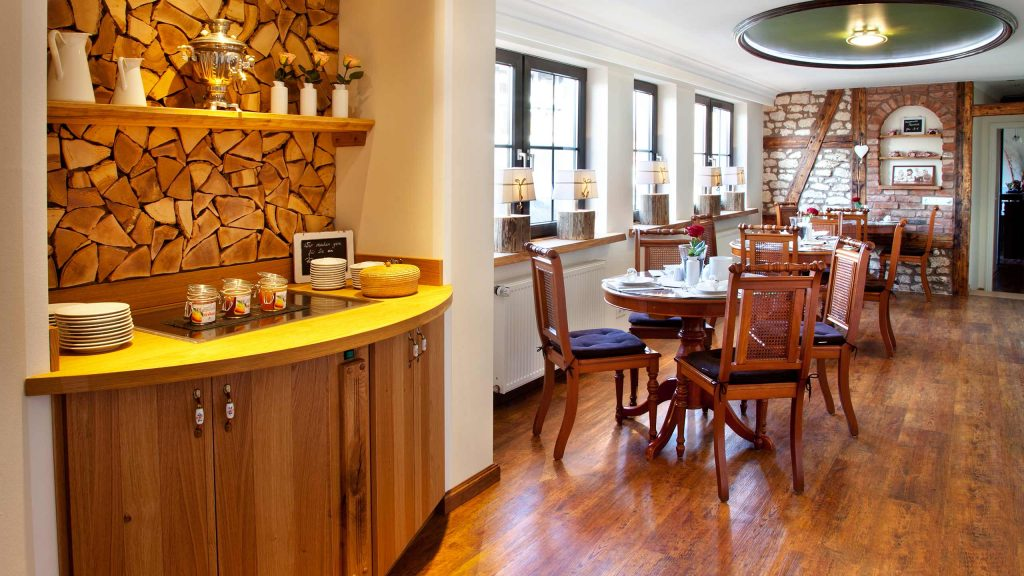 Hotel Keppler´s Ecke - Frühstücksbüffet