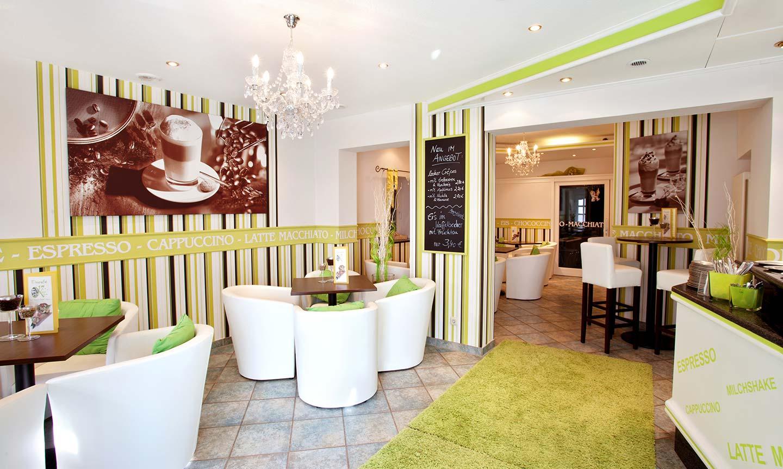 Hotel Keppler´s Ecke - Café und Hofgarten
